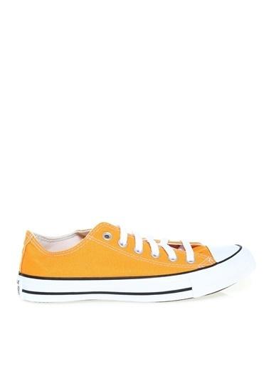 Converse Converse Kadın Turuncu Düz Sneaker Oranj